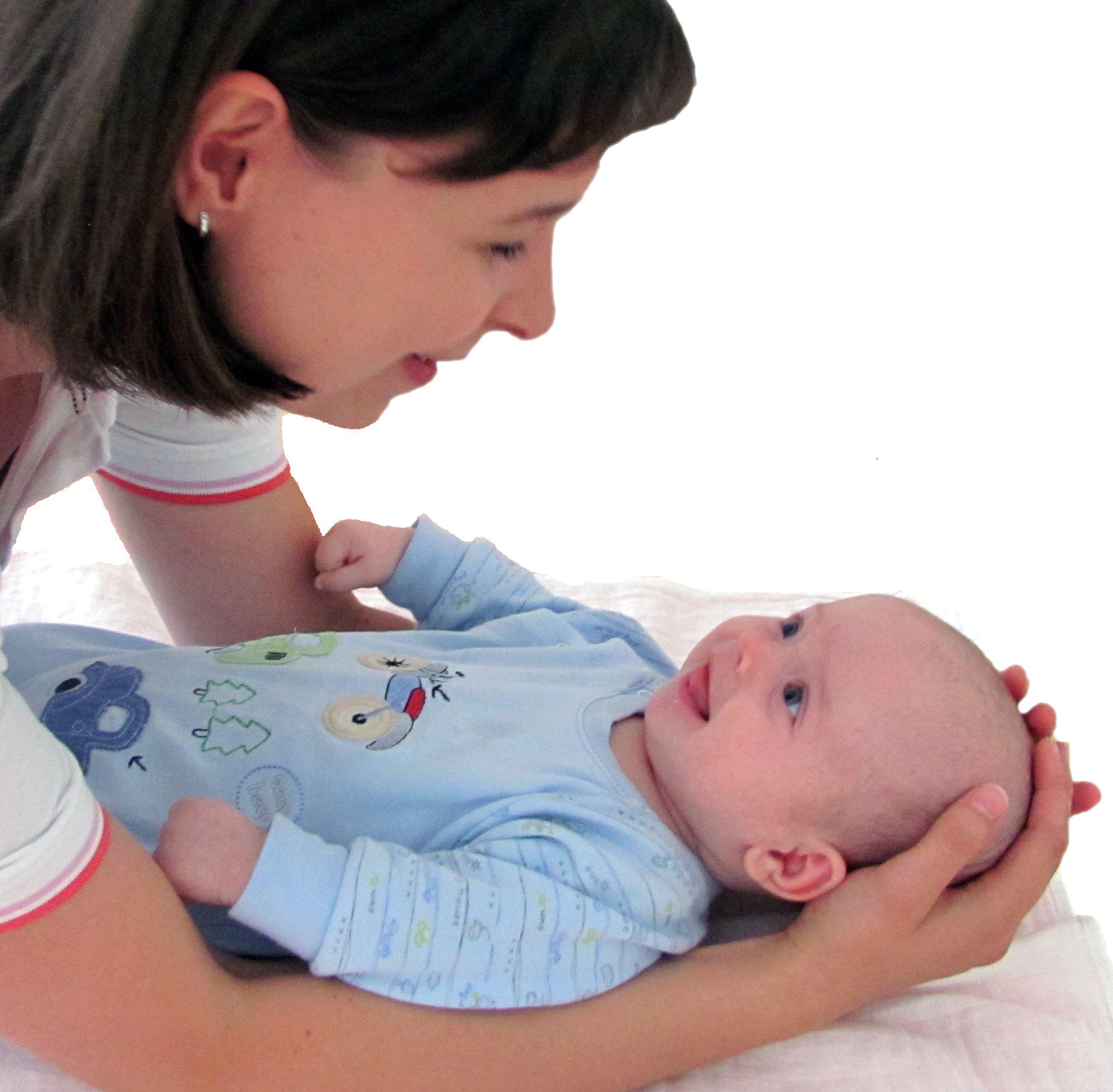 komunikace s dítětem