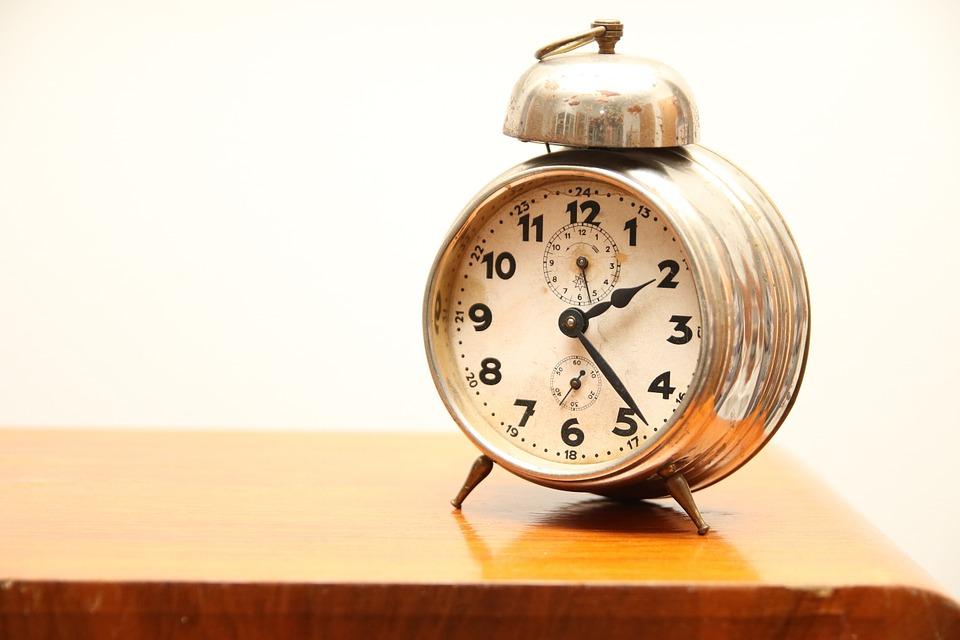 kojení čas interval
